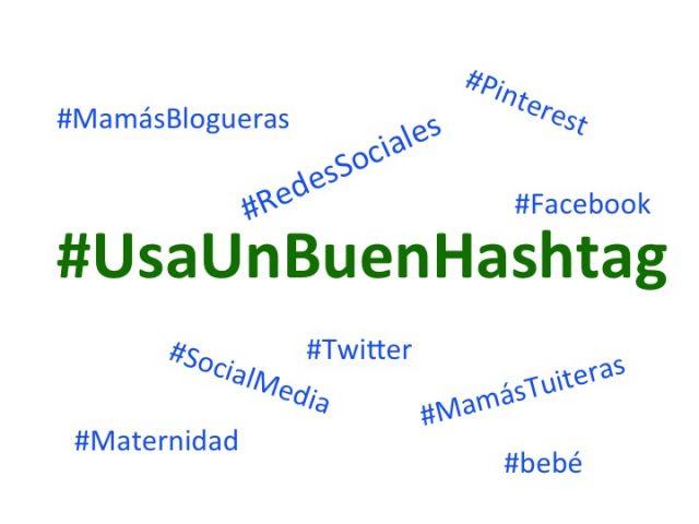 Saca el mayor partido a los Hashtags