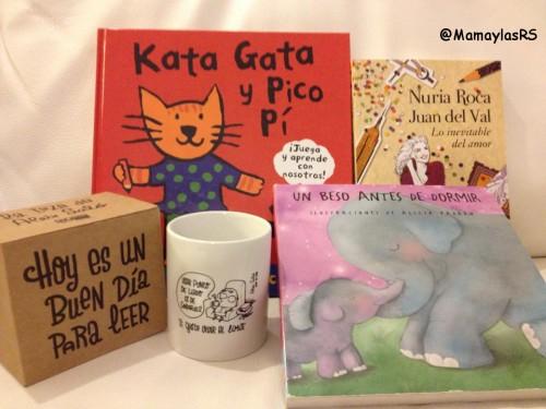 Los nuevos libros del Pitufo y su Mamá