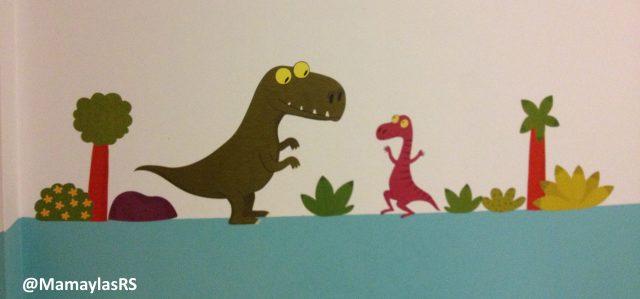 "El ""temido"" Tiranosaurio Rex"