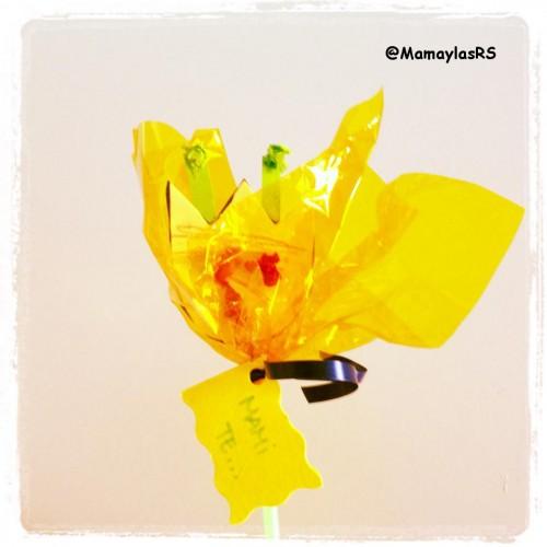 Tulipán para mamá