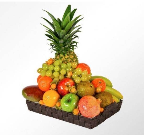 Cesta de frutas de Fashinfruit